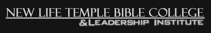 NLT Bible College & Leadership Institute
